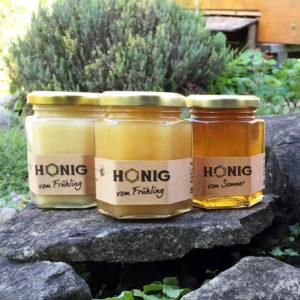 Honig vom See